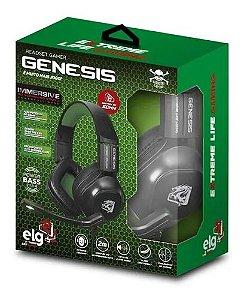 Headset Gamer Genesis HGGE ELG