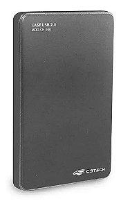 Case Hd Notebook Prata CH200GY C3tech