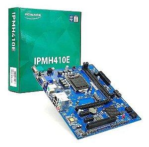 Placa Mae Desktop Intel 1200 Ddr4 IPMH410E Pcware
