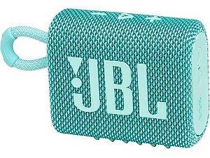 Caixa de Som Go3 Green Ipx7 Jbl