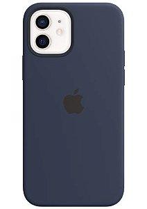 Capa iPhone 12 e 12 pro Silicone Alta Qualidade