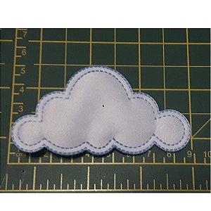 Laço Nuvem - Azul