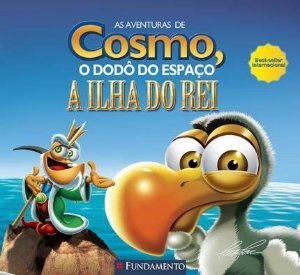 Aventuras De Cosmo, O Dodô Do Espaço, As - A Ilha Do Rei
