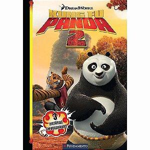 Livro Kung Fu Panda 2: Histórias Em Quadrinhos (DreamWorks)