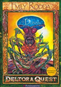 Livro Deltora Quest - As Dunas