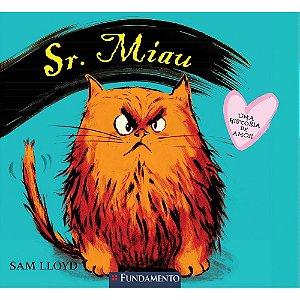 Livro Sr. Miau: Uma História de Amor