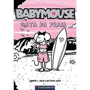 Livro Baby Mouse: Gata Da Praia