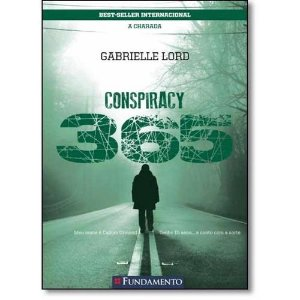 Livro Conspiracy 365: A Charada - Livro 3 Março