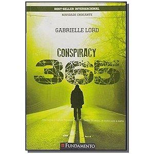 Livro Conspiracy 365: Novidade Chocante- Livro 10 Outubro