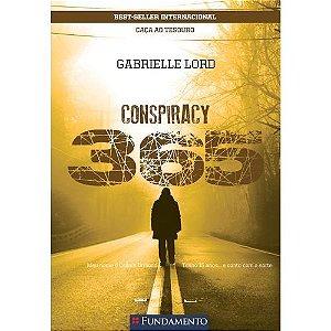 Livro Conspiracy 365: Caça ao Tesouro - Livro 6 Junho