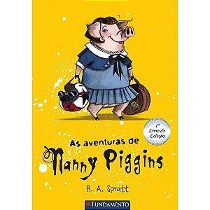 Livro Nanny Piggins 1 - As Aventuras de Nanny Piggins