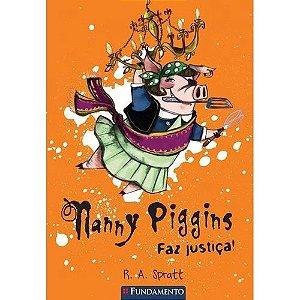 Livro Nanny Piggins Faz Justiça!
