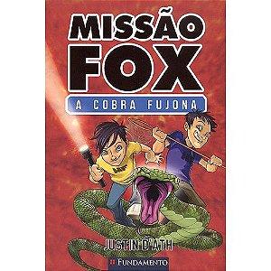 Livro Missão Fox: A Cobra Fujona