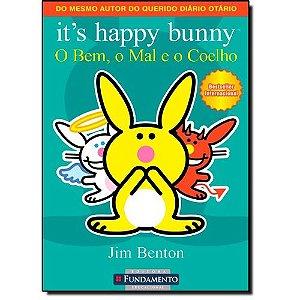 Livro It's Happy Bunny - O Bem, O Mal E O Coelho