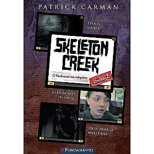 Livro Skeleton Creek 2 - O Fantasma na Máquina