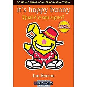Livro It's Happy Bunny - Qual é o Seu Signo?