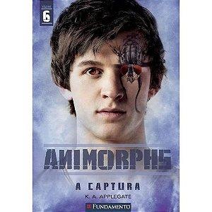 Livro Animorphs 6 - A Captura