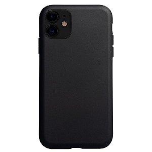 Capa de Proteção para Iphone 11 Soft Touch Black - Customic