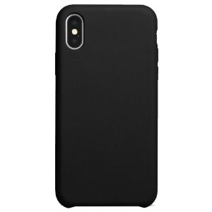 Capa de Proteção para Iphone XR Soft Touch Black - Customic