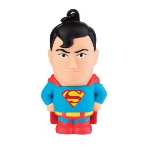 Pen Drive Super Homem 8GB Dc Comics PD086 - Multilaser
