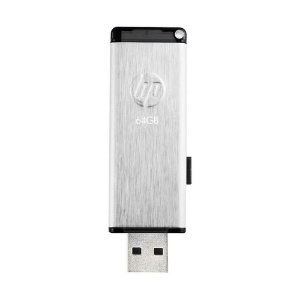 Pen Drive 64GB USB 2.0 V257W HPFD257W-64 - HP