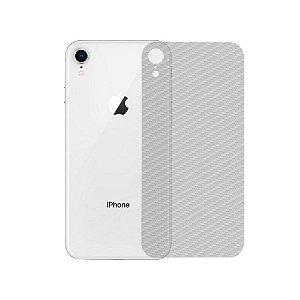 Película Traseira Fibra de Carbono para Iphone XR - Gshield