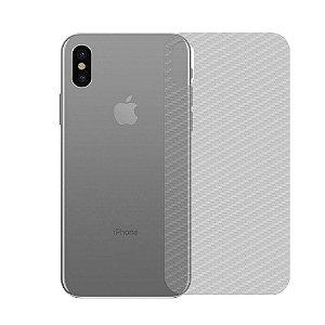 Película Traseira Fibra de Carbono para Iphone X / XS - Gshield