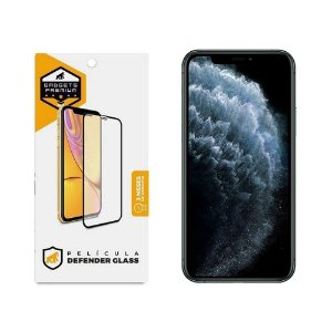 "Película Defender Glass para Iphone X / XS / 11 PRO 5.8"" - Gshield"