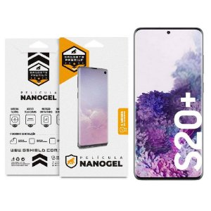 Película Nano Gel Dupla para Samsung Galaxy S20 Plus - Gshield