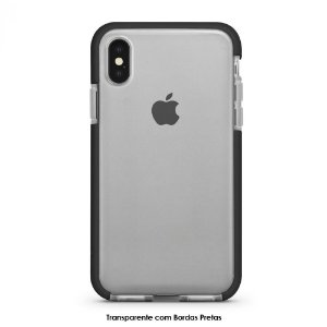 Capa de Proteção para Iphone XS MAX Impactor Flex Proteção Militar - Customic