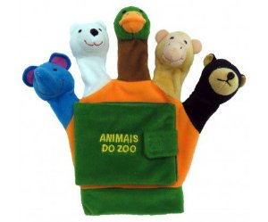 Luvinhas - Animais do Zoo
