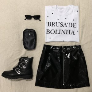 Camiseta de Bolinha