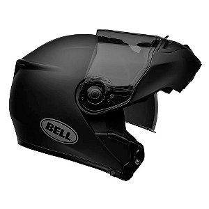 Capacete Bell Srt Modular Solid Matte Black
