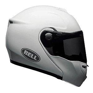 Capacete Bell Srt Modular Solid Gloss White