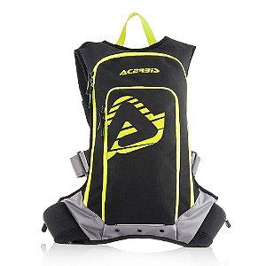 Bolsa de Hidratação Acerbis X-Storm Preto/Amarelo