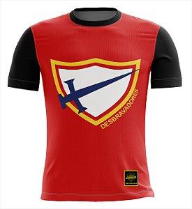 Camiseta DBV escudo - 007