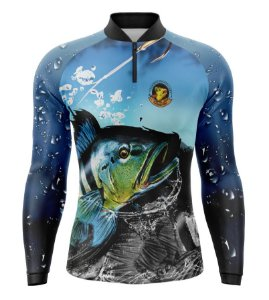 Camiseta de Pesca Tucunaré - 006