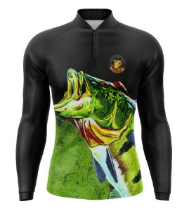 Camiseta de Pesca Tucunaré - 007