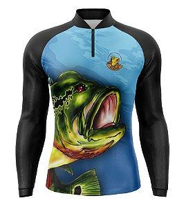 Camiseta de Pesca Tucunaré - 008
