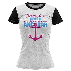 Camiseta feminina Jovem - 018