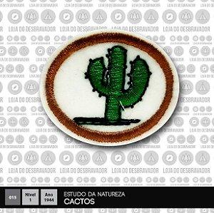 Especialidade - Cactos