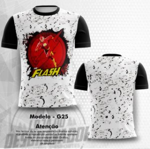 Camiseta Gamer - Fash 0025