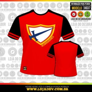 Camiseta DBV Escudo MOD-37
