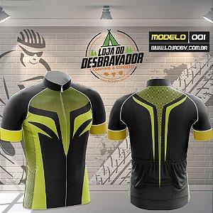 Camiseta Ciclismo Fit - 01