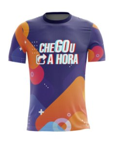 Camiseta Chegou a Hora - Color