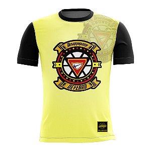 Camiseta Desbravador de Ferro - Amarela