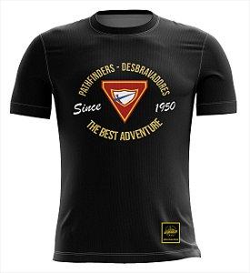 Camiseta Desbravador the best adventure