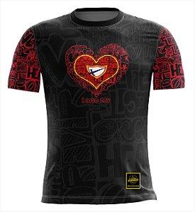 Camiseta Desbravador - I Love DBV