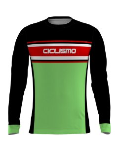 Camiseta Ciclismo 007