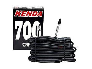 CAMARA 700X18/23 V PRESTA 48MM KENDA